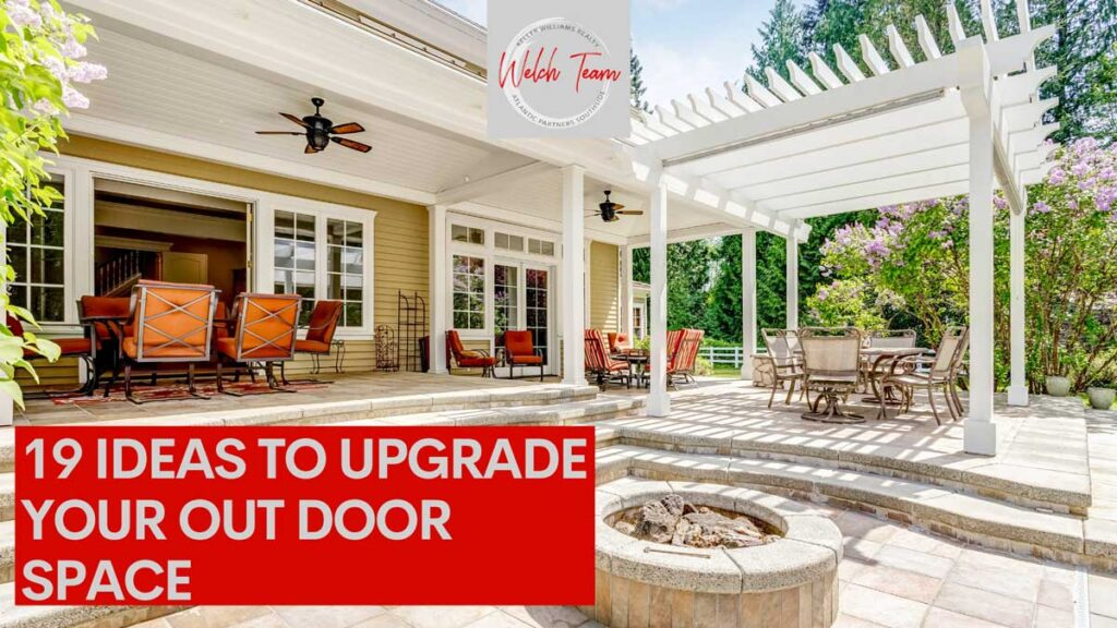 19 Ideas To Upgrade Your out Door Space